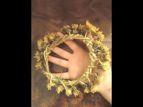 How To Make Beautiful Hat From Flowers Learn How To Make Flowery
