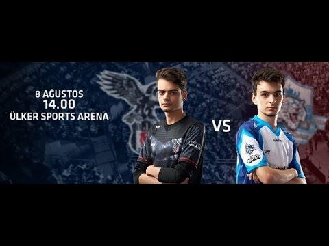 League of Legends Türkiye Büyük Finali 2015 BJK 0-1 DP