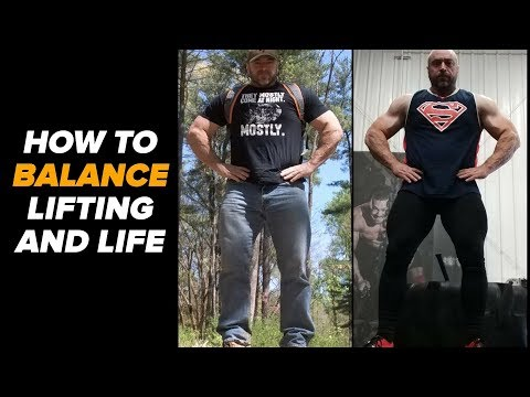 Lifting - Making Your Life Worse and Stealing Your Freedom?