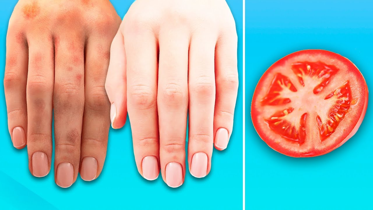 9 TOTALLY SIMPLE BEAUTY HACKS AND TRICKS