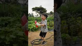 솔이 육아일기 농촌체험