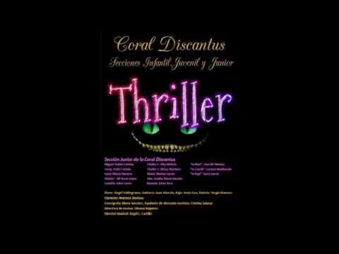 Concierto Thriller - Sección Junior de la Coral Discantus