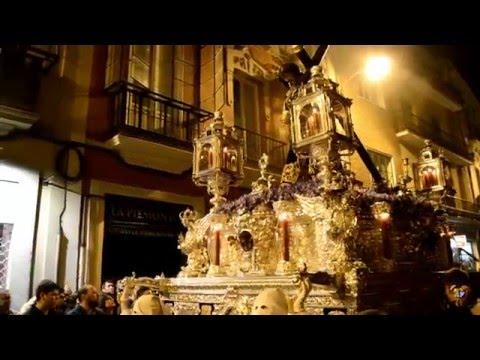 Las Siete Palabras por la calle Alfonso XII | Semana Santa de Sevilla 2016