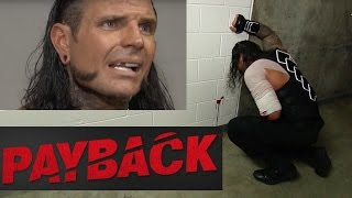 Payback Review Roman Reigns fake blood? Jeff Hardy's tooth and more!