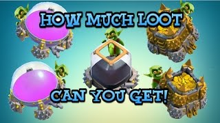Clash Of Clans- People losing elixir against my base!