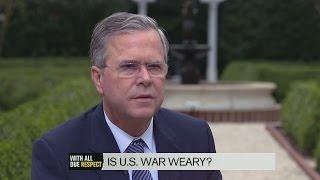 The Complete Jeb Bush Interview