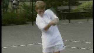 The Fast Show - Comptetitive Dad -6- Tennis thumbnail