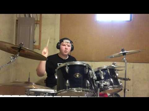 Catch 22 - As The Footsteps Die Out Forever (Drum Cover) mp3