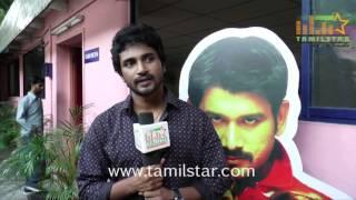 Krishna At Injubarappa Movie Team Interview
