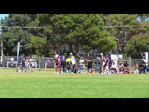 VIC 15s vs QLD - Video 6/18 - Pan Pacific Games 2017