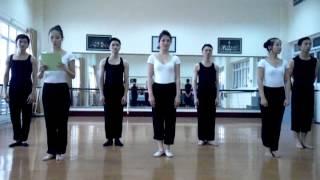 Giới thiệu buổi thi Kết cấu múa Cổ điển Châu Âu
