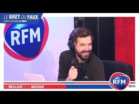 Le Bret Du Faux sur RFM  LUNDI 24 FEVRIER