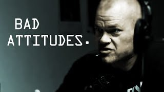 Dealing with New Leadership with Bad Attitudes - Jocko Willink
