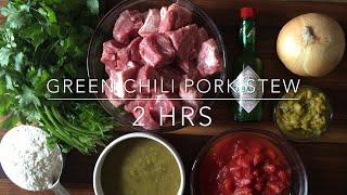 Chili Verde: The BEST Mexican Green Chili Pork Stew Recipe