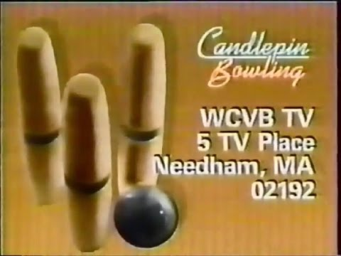My Favorite HiLoJack Moments in Candlepin bowling on TV Part 2 of 2
