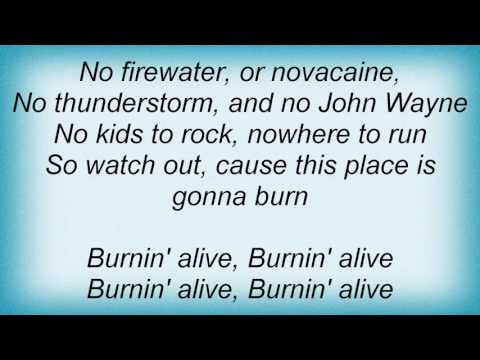 Ac Dc - Burning Alive Lyrics