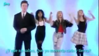 Rick Astley - Together Forever -- (Subtítulos en Español)