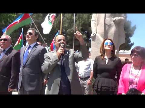 Milli Şura 28 may Respublika  gününü Novxanıda qeyd etdi