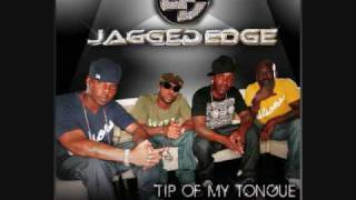 jagged edge - tip of my tongue instrumental