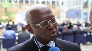EMRC - Babacar Ndiaye, AfDB, At AFIF2014