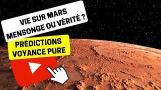 Voyance 197 | Y'a-t-il eu une vie humanoïde sur Mars ? - Bruno Voyant Médium Voyance Planète