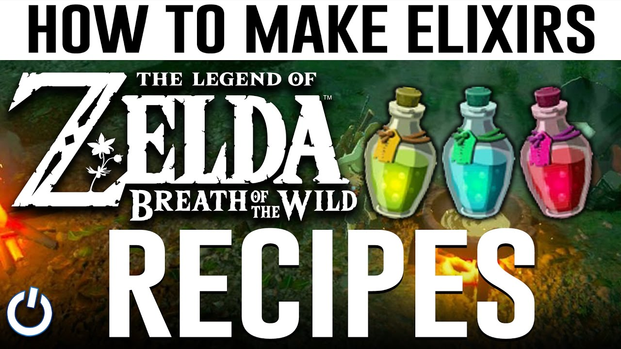 How to make every elixir zelda breath of the wild all recipes how to make every elixir zelda breath of the wild all recipes guide forumfinder Images
