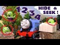 Learn Numbers with Hide and Seek Game - Funny Funlings with Thomas The Tank Engine TT4U