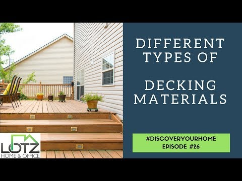 Different Types Of Decking Material | Deck Board Options | Naperville, Chicago
