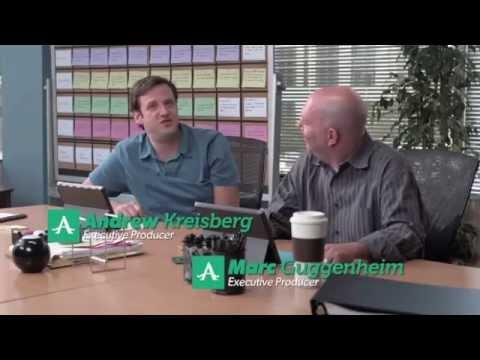 Arrow - Marc Guggenheim & Andrew Kreisberg Answer Fan Questions - Interview 1