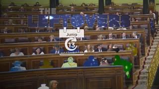 Irene Montero, moción de censura