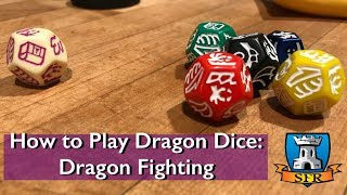 How to Play Dragon Dice 4 0 - Core Rules - Dragon Fighting