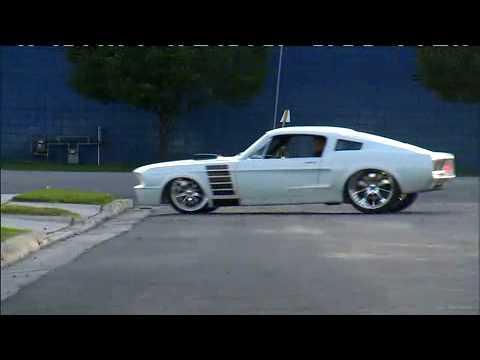 Kindig It Design >> Kindig Mustang - YouTube