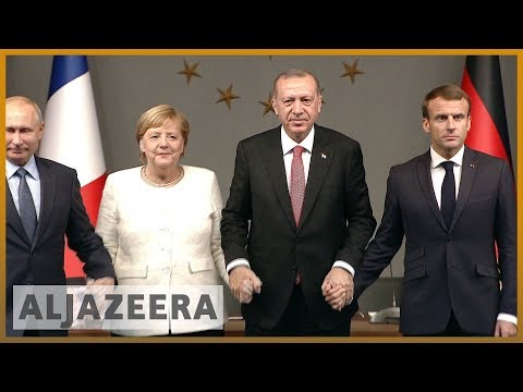 🇹🇷 🇸🇾 Leaders of Turkey, Syria, France and Germany hold Syria talks | Al Jazeera English