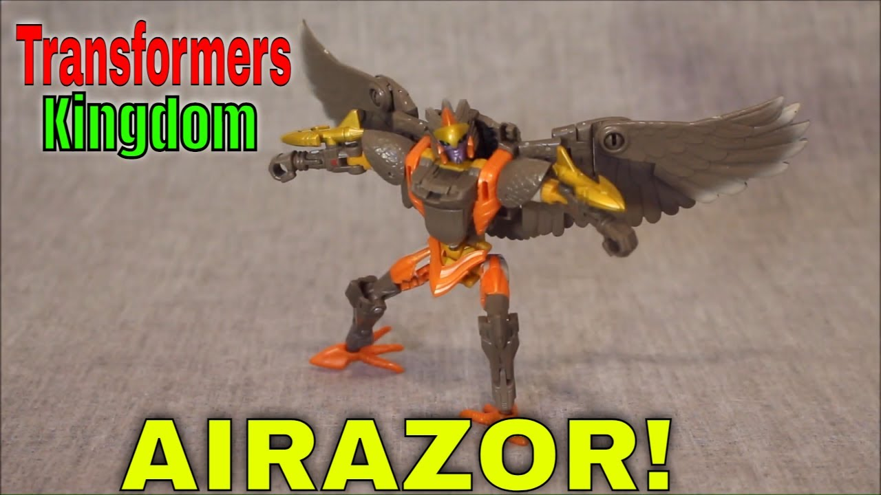 Free As a Bird: Kingdom Airazor Review by GotBot