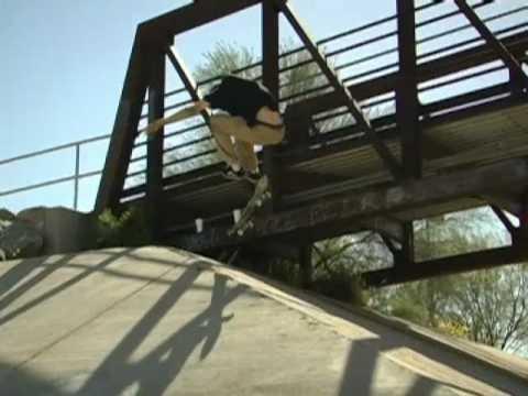 Silent Skateboards Arizona Trip 10'