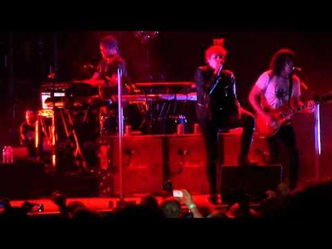 My Chemical Romance The Black Parade Farm Bureau Live Virginia Beach 09.18.11
