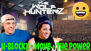 H-Blockx - Move + The Power (Live @ Rock am Ring 2010) THE WOLF HUNTERZ Reactions
