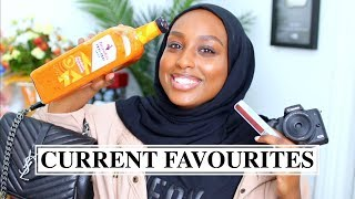 MY CURRENT FAVORITES! | Beauty, Fashion, Lifestyle AND FOOD! | Aysha Abdul