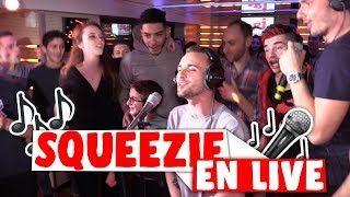 SQUEEZIE - FREESTYLE DE L'AUTODERISION EN DIRECT SUR NRJ