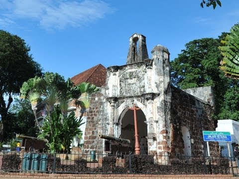 My Malaysia Travel in Malacca (Melaka)  — Top Attractions And Places To Visit