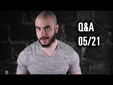 Workout Time - Chest Lagging - Stretch Overload (Q&A)