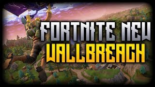 Fortnite Battle Royale Glitches NEW WALLBREACH (Godmode GLITCHES) Glitch Inside Mountain PS4 XB1 PC