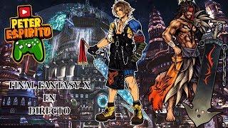 [PC] Final Fantasy X HD Remaster - Parte 28 - La Caverna Dentro de Gagazeth