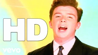 Rick Astley - Together Forever (Official HD Video)