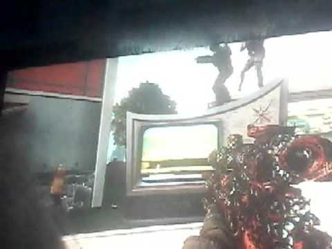 Black ops 2 nuketown easter egg/finnaly I managed to get to do it ...
