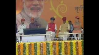 PM Modi launches Soil Health Card (SHC) Scheme in Sriganganagar, Rajasthan