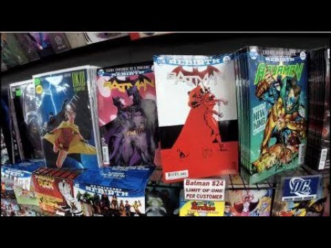 Happy New Comic Book Day! Check out this week's new releases!