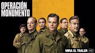 Operación Monumento | Trailer Subtitulado Español HD