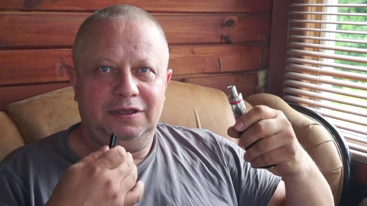 Взрыв электронной сигареты - YouTube