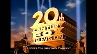 Mess Up Around With Centropolis Television & 20th Century Fox Television Logos (1998)